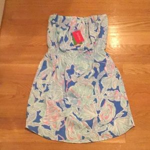 Lilly Pulitzer, Beach coverup NWT. Retail 98$.
